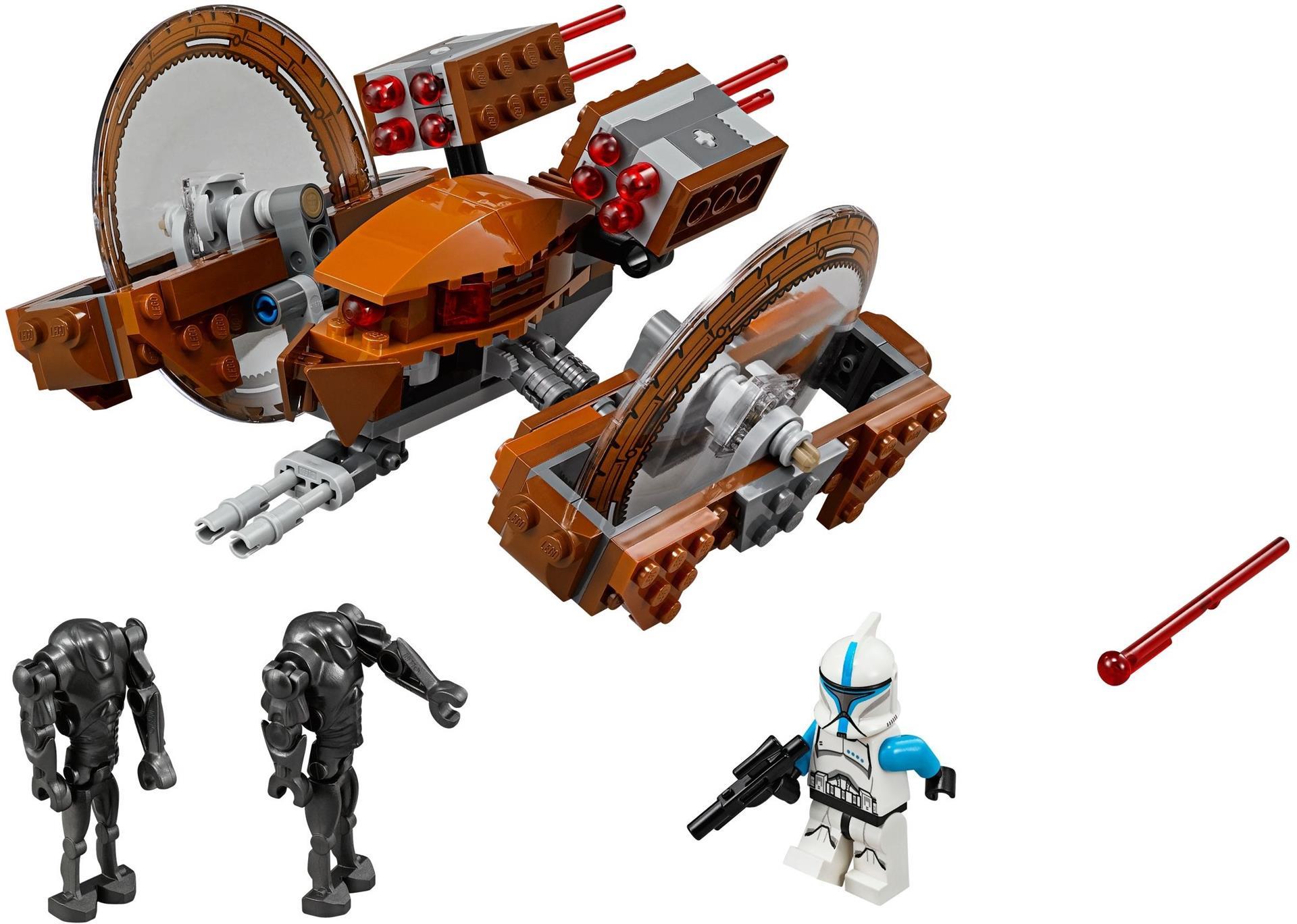 набор лего дроидов свободное