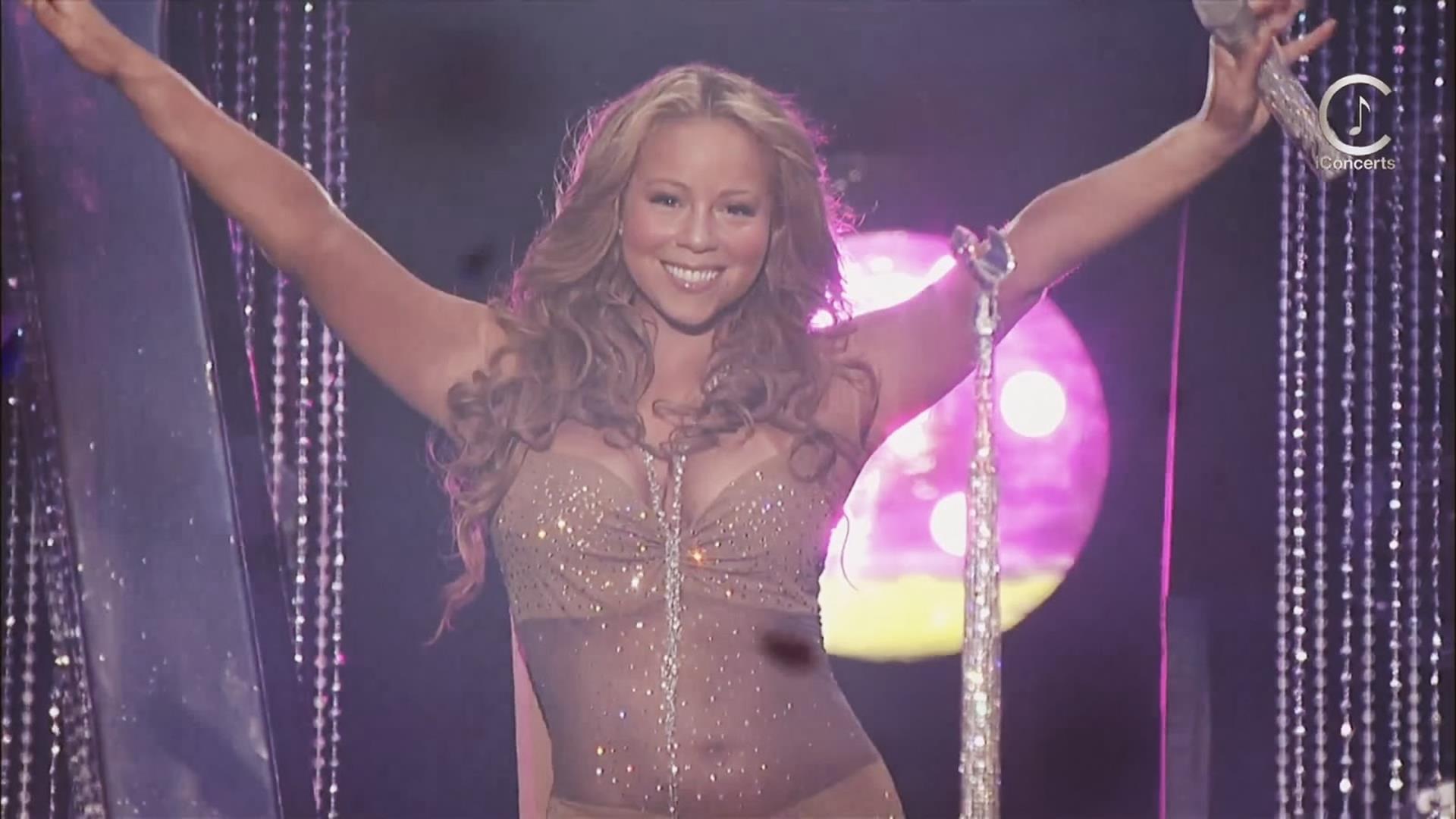 Mariah carey trl striptease